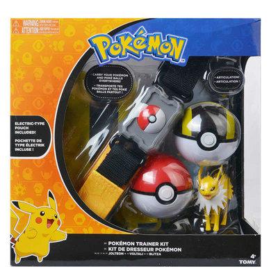 Pokemon Electric Exclusive Trainer Kit [Jolteon]