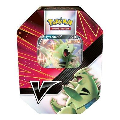 Tyranitar - Strikers Summer Tin - Pokémon TCG