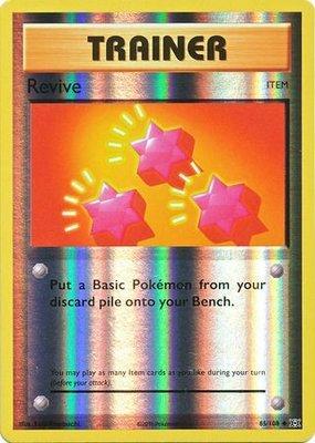 Revive - 85/108 - Uncommon Reverse Holo