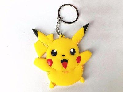 Pikachu Sleutelhanger Pokémon 6cm