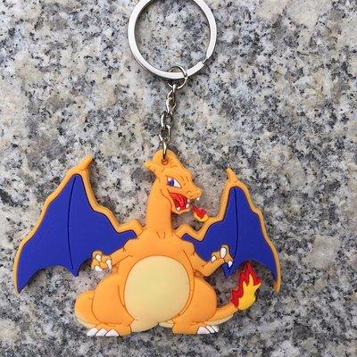 Charizard Sleutelhanger Pokémon 6cm