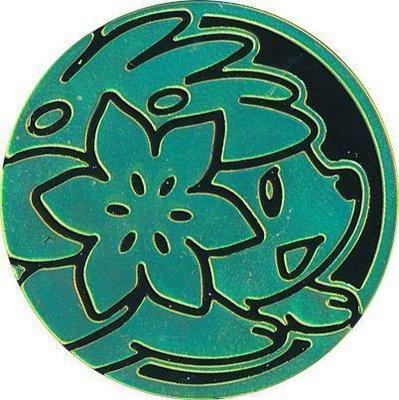 Pokemon Shaymin Collectible Coin (Green)