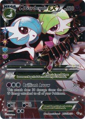 MEGA Gardevoir EX Full Art // Pokémon kaart
