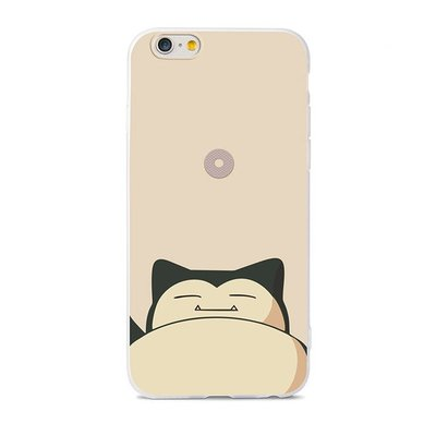 Snorlax Pokémon iPhone 6/6S Case