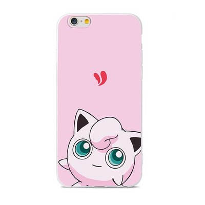 Jigglypuff Pokémon iPhone 6/6S Case