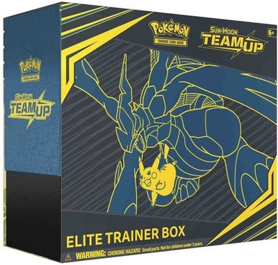 Sun & Moon Team UpElite Trainer Box