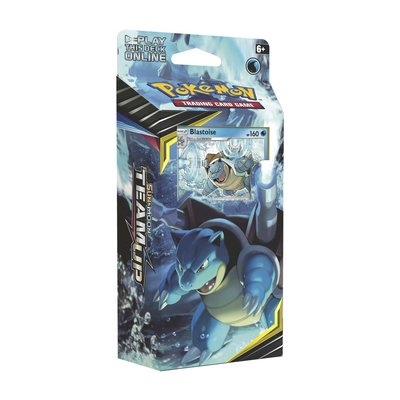 Sun & Moon Blastoise Theme Deck (Torrential Cannon)
