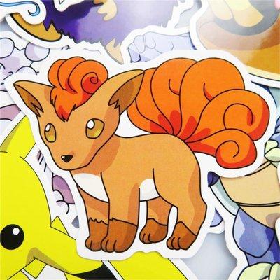 Pokémon Stickers 12 stuks