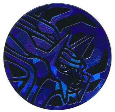 Pokemon Dialga Collectible Coin (Blue)