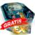 Nieuw Pokemon Bewaarblik inclusief EX kaart (MEGA Aerodactyl)