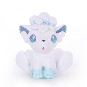Vulpix - Pokémon Knuffel met zuignap 17cm (ophangbaar)