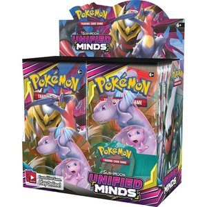 Sun & Moon - Unified Minds Booster Box