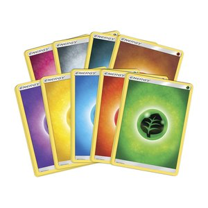 40 Energy kaarten (sealed)
