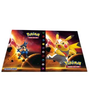 Nieuw: Pikachu Libre verzamelmap met Lucario
