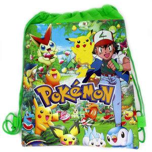 Pokémon tasje met trekkoord