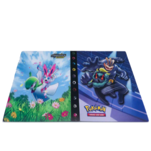 Marshadow & Machamp verzamelmap met Gardevoir & Sylveon