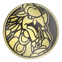 Pokémon Kommo-o Collectible Coin