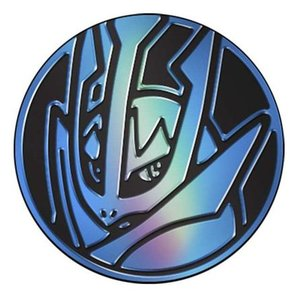 Pokemon Empoleon Collectible Coin (Blue Rainbow Mirror Holofoil)