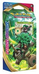 Sword & Shield Rillaboom Theme Deck Pokemon kaarten