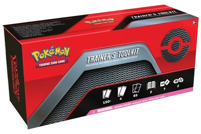 Pokémon TCG - Trainers Toolkit