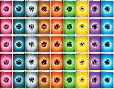 1000 Energy kaarten (tijdelijke aanbieding)
