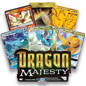 Dragon Majesty - Booster Pack (10 kaarten)