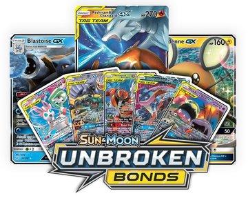 Pokémon Unbroken Bonds - Sun & Moon - 1 Booster pack