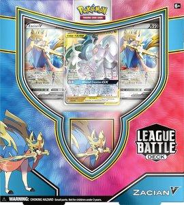 Pokemon League Battle Decks Zacian V