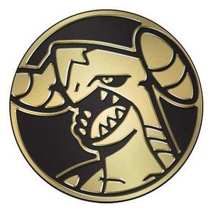 Pokemon Garchomp Collectible Coin (Gold Mirror Holofoil)