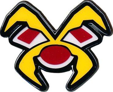 Champion's Path Motostoke Gym Badge Collector's Pin