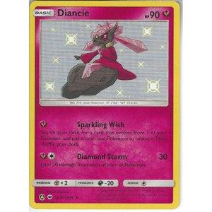 Diancie Shiny Holo - SV36