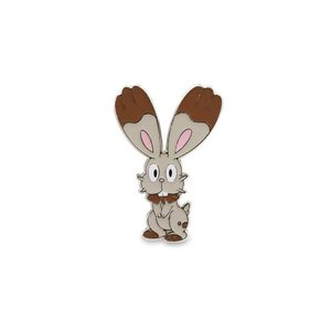 Bunnelby Collector's Pin