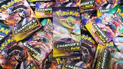 Nieuw: Sword & Shield Champion's Booster Pack