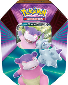 Pokémon V Force Tin Slowbro - Pokémon Kaarten