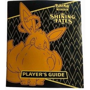 Pokémon PLAYERS GUIDE Shining Fates