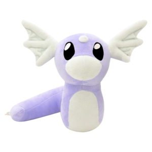 Dratini Plush - Pokémon Knuffel 26CM
