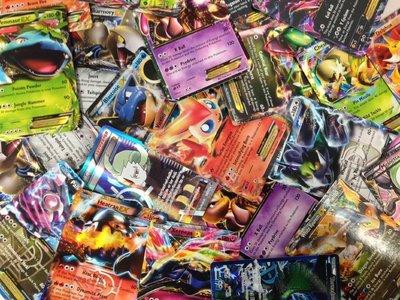 20 x GLIMMENDE Pokémon Kaarten! (35% KORTING) Holo/Glitter/EX/FULL-ART