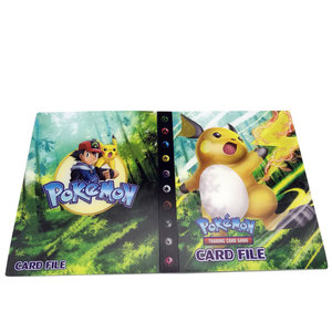 Raichu verzamelmap Pokémon