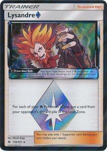 Lysandre Prism Star - 110/131 - Holo Rare
