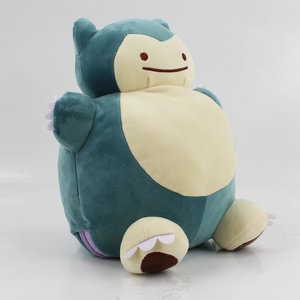 2-in-1 Snorlax en Ditto knuffel SoftMax 35 cm