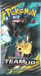 Pokémon Sun & Moon Team Up - Booster Pack (10 kaarten)